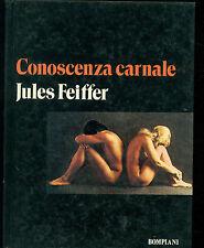 FEIFFER JULELS CONOSCENZA CARNALE BOMPIANI 1972 CINEMA