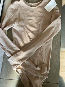 Yeezy Nude Bodysuit Women Xs/Small Brnad New