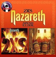Nazareth - 2XS / Sound Elixir - 2 Albums on 1 CD