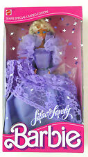 LILAC & LOVELY BARBIE Doll Sears Special Limited Ed #7669 Mattel 1987 NRFB
