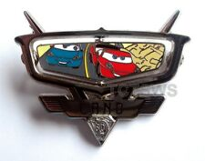 Disney Pixar Spinner Pin 60th Anniversary Diamond Decades Cars Land LE of 5000