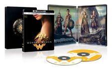 Wonder Woman 4K Best Buy Limited Edition Steelbook + 14 Bonus Art Cards