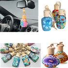 Novelty Hanging Empty Car Perfume Bottle Diffuser Air Freshener Fragrance Box
