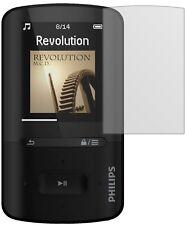 Lámina protectora para Philips sa4vbe04kn12 GoGear Vibe display lámina mate