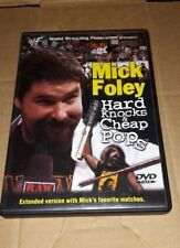 WWF - Mick Foley: Hard Knocks  Cheap Pops (DVD, 2001)