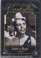 SUBE Y BAJA(1959)DVD-POR SIEMPRE CANTINFLAS -TELEVISA-104 MIN-COLOR-FULLSCREEN