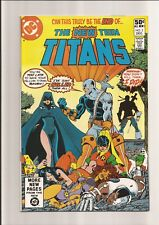 THE NEW TEEN TITANS #2 VF/NM 9.0 1ST APP. OF DEATHSTROKE! *BRONZE AGE* 1980