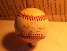 Vintage Wilson Official Babe Ruth League Leather Baseball USED
