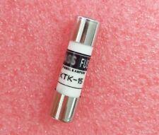 KTK-15 KTK15 ( 15A ) 600Vac Fast Acting OEM Fuse for Fluke Good Quality