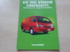 54178) Hyundai H 100 Prospekt 199?