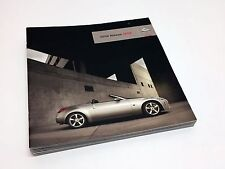 2006 Nissan 350Z Coupe & Roadster Brochure