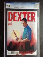 Dexter #1 Talajic variant cover CGC 9.8!