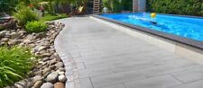 Kann Terrassenplatten Farini feinstrukturiert in grau,anthrazit,beige- meliert