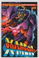 Onslaught: X-men #1 one-shot Mark Waid Scott Lobdell Avengers Fantastic Four 9.4
