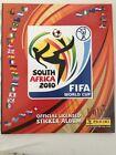 Panini WM 2010 Südafrika Komplettsatz 648 Sticker + Album WC World Cup kompett