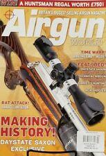 Airgun World Making History Daystate Saxon Exclusive  FREE SHIPPING