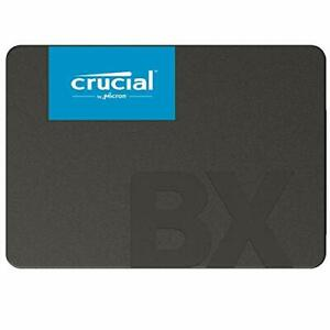 Crucial Ssd 240Gb Bx500 Sata3 Built-In 2.5 Inches 7Mm Ct240Bx500Ssd1