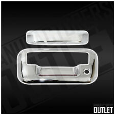 2008-2016 Ford F-250/350 Super Duty Chrome Tailgate Handle Cover Trim