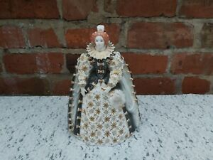 Royal Worcester Queen Elizabeth I figurine Limited edition of 4500