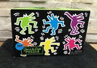 New Keith Haring 100 Pieces Glow In The Dark Puzzle Mudpuppy