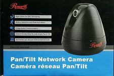 HD IP Security Camera 30 FPS Pan Tilt IR Motion Detect Audio - Rosewill RXS-3323