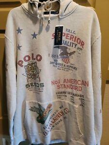 polo ralph lauren Sweatshirt Varsity XLT