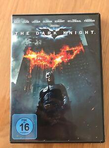 DVD Film Batman The dark Knight wie neu