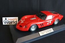 SMS Ferrari 250 GT Drogo Special 1:18 #24 test 24h Le Mans 1963 (PJBB)