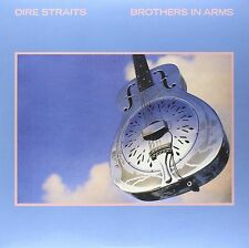Dire Straits 'Brothers In Arms' 2 x Vinyl LP Back to Black - New / Sealed + Mp3