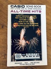 Casio Song Book All Time Hits MCA-VL1-OU VL-Tone Electronic Keyboard Synthesiser