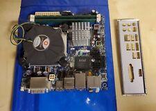 Intel DG45FC LGA775 Mini-ITX Motherboard with 2GB & 3.0Ghz E8400 CPU + Win10Pro
