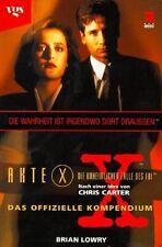 Akte X-Das Offizielle Kompendium Band 1+2/VGS/X Files
