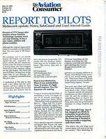 The Aviation Consumer Magazine May 15 1990 EX No ML FAA Library 102016jhe