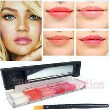 Gel Lip Gloss Palettes