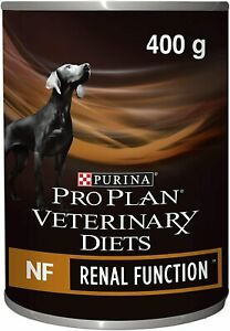 PRO PLAN VETERINARY DIETS NF Renal Function Wet Dog Food (12 Cases) Dogs