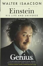 Einstein: His Life and Universe, Isaacson, Walter, New, Book