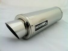 CFMOTO WK 650NK STAINLESS STEEL HAWK EXHAUST CAN SLIP ON