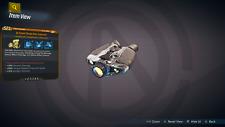 Borderlands 3 PS4 LEGENDARY Mod Bundle for ZANE - 4 total mods-HIGHEST ROLLS!