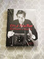 Cecil Beaton PORTRAITS AND PROFILES Art Fashion Photography Hardcover NEW Vogue