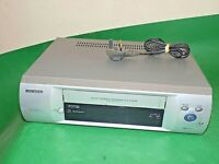 DAEWOO ST220PI Video Cassette Recorder VHS VCR Silver Tape FAULTY / SPARES