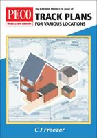 Peco PB-66 The Railway Modeller Book - Track Plans for Various Locations 1st