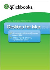 QuickBooks Pro for Mac 2019, 1-User - Message us for the BEST price!