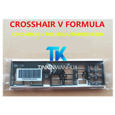 NEW IO I/O SHIELD back plate BLENDE BRACKET for ASUS CROSSHAIR V FORMULA