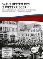 WAHRHEITEN DES 2.WELTKRIEGS (SAMMLEREDITION) - M.GÜNTER/S. EL BITAR  2 DVD NEU