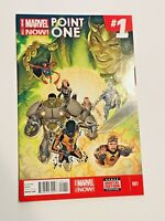 All New Marvel Now Point One #1  1st appearance  Kamala (Ms. Marvel) See Pics