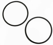 Carburetor Air Cleaner Gasket Holley Edelbrock Rochester Quadrajet AFB 2 PK G20