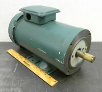 Reliance B79C5239M-BA 1.5 Hp 1725 Rpm Electric Motor 3 Phase 460 Volts