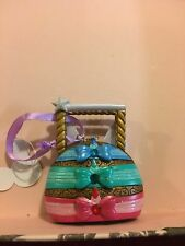 Disney Sleeping Beauty Three Fairies Purse Handbag Christmas ORNAMENT New 2017 N