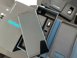Samsung Galaxy Note8 Duos SM-N950 - 64GB - Black (Unlocked) Smartphone