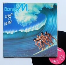 "LP 33T Boney M  ""Oceans of fantasy""  poster cover - (TB/TB)"